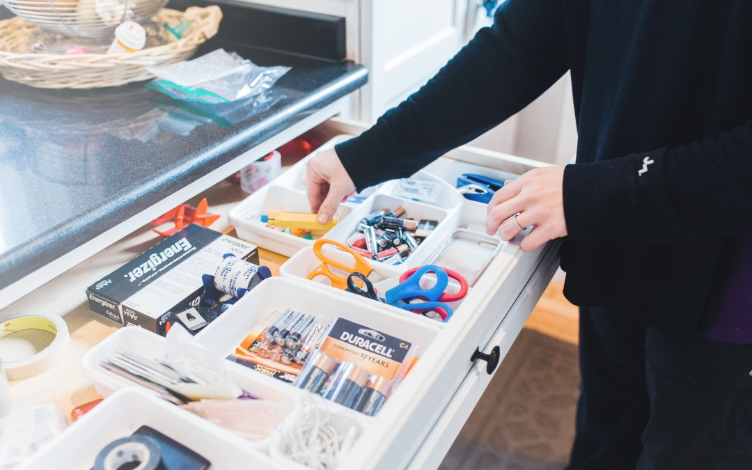 Why You Need To Get Rid Of Your Junk Drawer