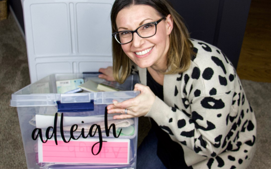Sentimental Storage Box Tutorial