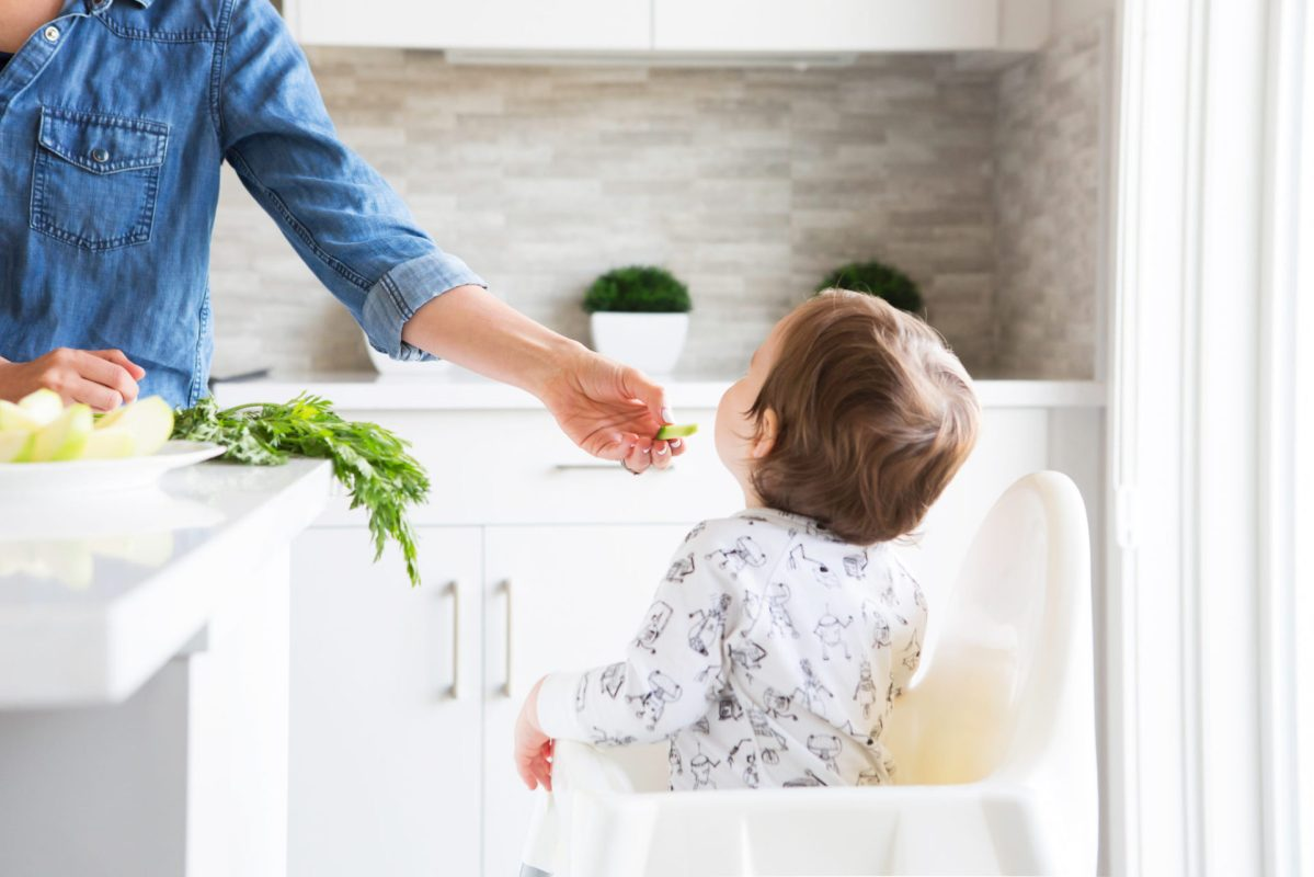 How I Got My Kids To Love Eating Vegetables.