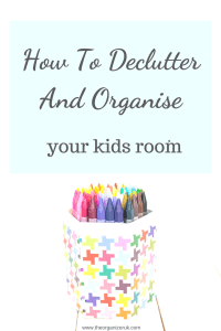 how to get your minimalist kids room