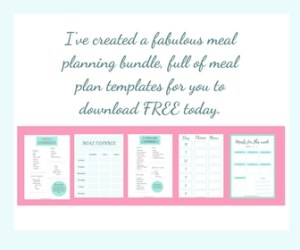 how to meal plan, free meal planning bundle.