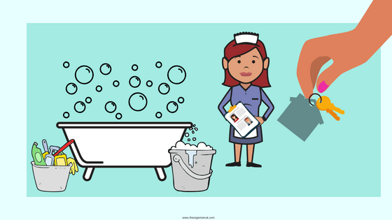 How To Find A Cleaning Lady You Can Trust