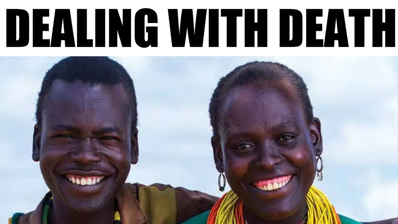 Episode 6 The Orisha Podcast How Kintu and Nambi brought death to the earth