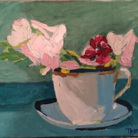 Cup of Flowers