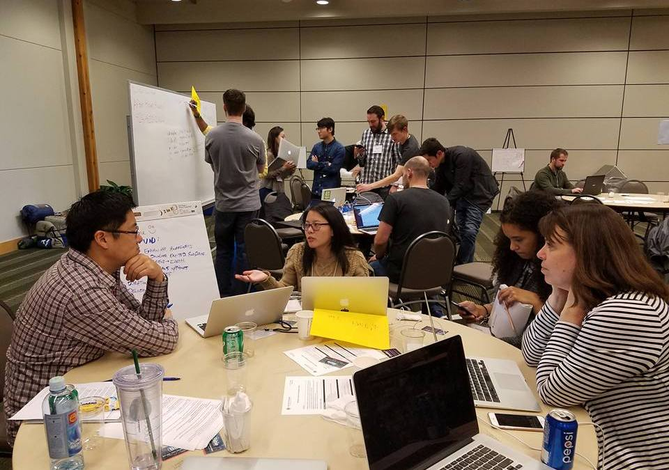 Activating Christians in Tech: Seattle's Code for the Kingdom Hackathon
