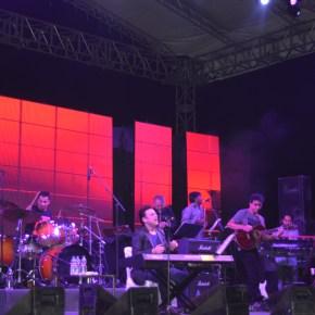 When Adnan Sami Wooed Noida in a Live Concert 2016..