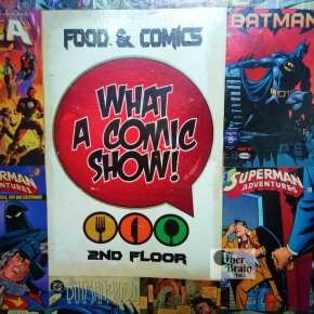What A Comic Show, S.D.A., Delhi – Restaurant Review