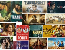 Bollywood's Films 2017 - TheOtherBrainInc