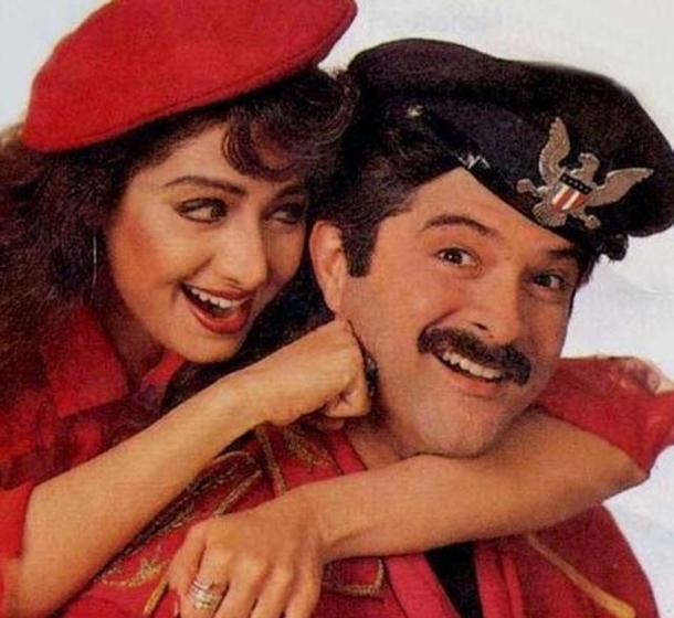 A glamorous diva in RKRCKR. Sridevi Hindi film career