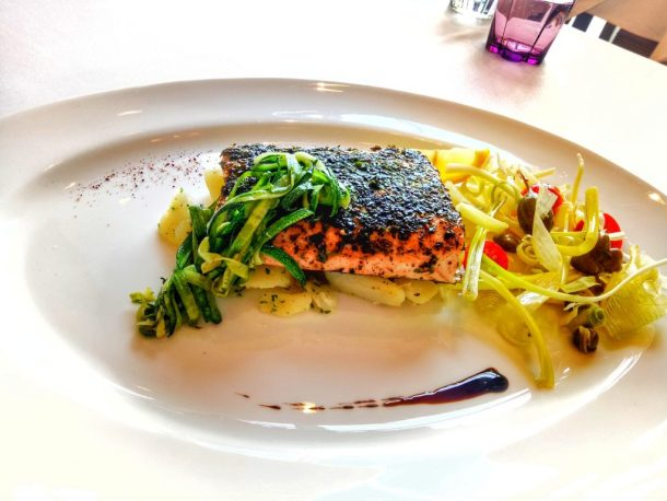 Salmone you beauty! Photo Copyright: www.TheOtherBrainInc.com
