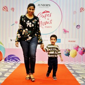 A Sneak Peek into the Latest Kids Fashion at Super Moms Party, Junior's Fashion Week 2018 Runway Finale on 10th April!