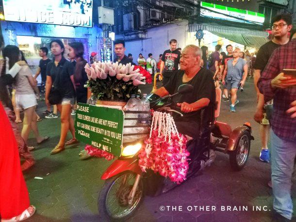 Pattaya night life : Girl Gang Trip - Pattaya!