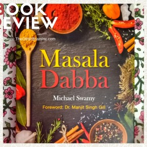 Masala Dabba by Michael Swamy – A Book about Indian Masalas and Selected Food Recipes!