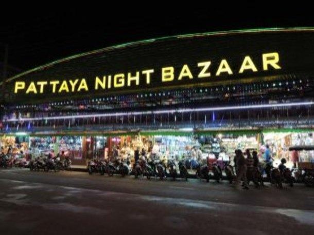 Shop till you drop at Pattaya Bazaar on a Girl Gang trip - Pattaya