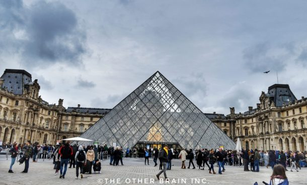 Louvre Museum - Must see while visiting Paris