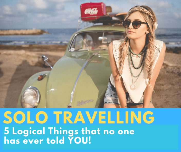 Travelling solo - here are must-read pointers before you start!