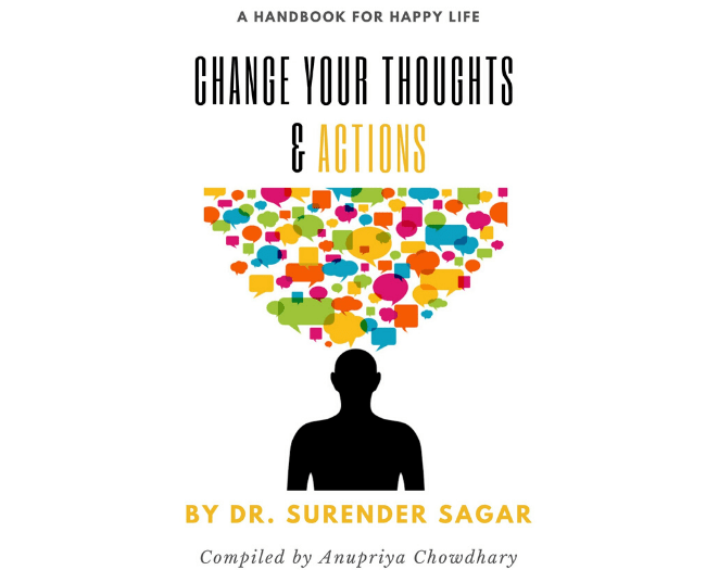 Book Review - Change Your Thoughts & Actions
