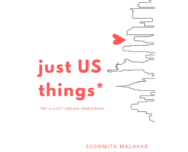 Just US Things by Sushmita Malakar – Book Review