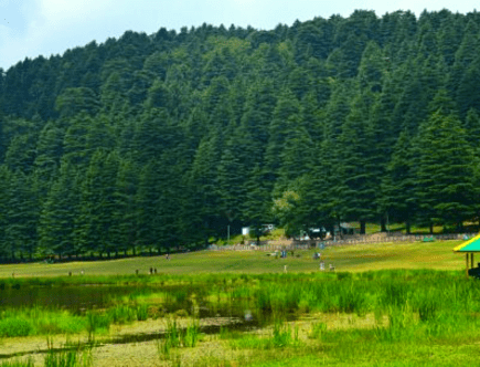 hill stations that can be clubbed with Dalhousie