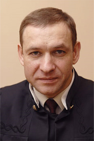 Judge Eduard Chuvashov. Source: ITAR-TASS
