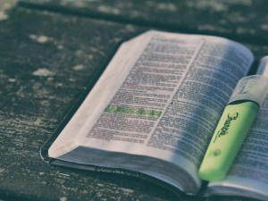 overcome by the word of God