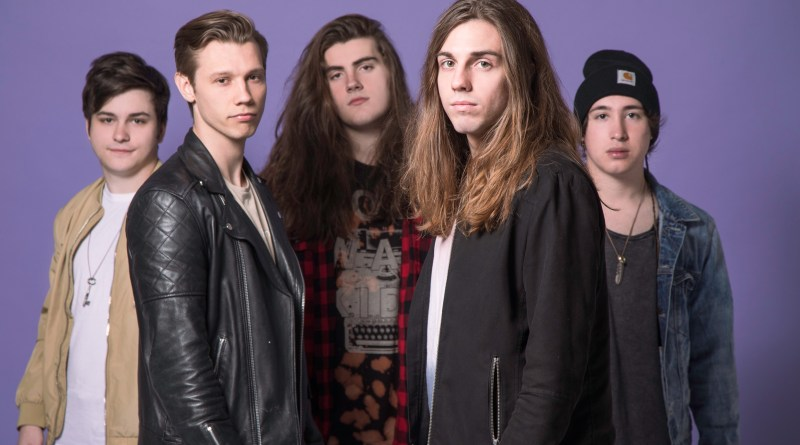 Press image of Oh, Weatherly band