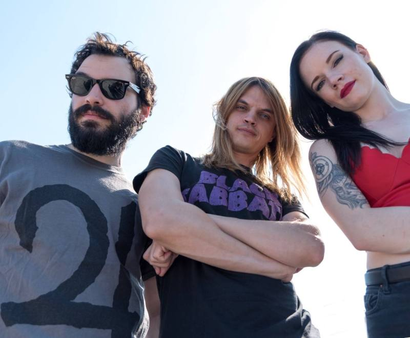 press image of the band neverlanded