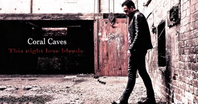 Coral Caves This Night Love Bleeds cover