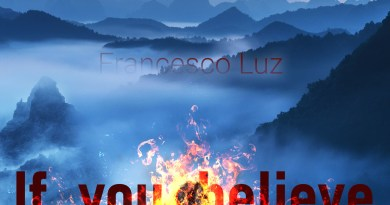 Francesco Luz If You Believe cover
