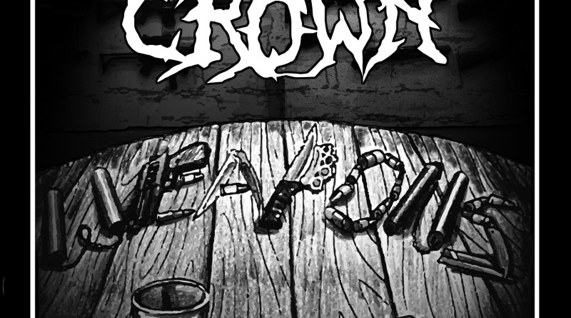 Cryptic Crown Weapons cover