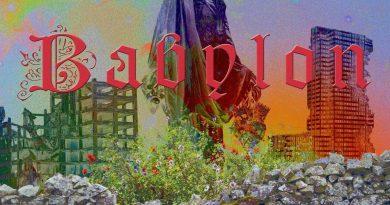 Dead Method Babylon cover