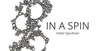 Heidar Sigurdsson In A Spin cover
