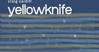 Craig Cardiff Yellowknife cover