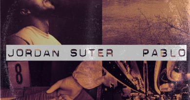 Jordan Suter Pablo cover