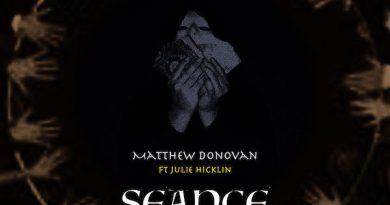 Matthew Donovan Seance cover
