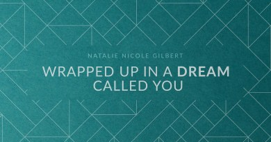 Natalie Nicole Gilbert Wrapped up in a Dream Called You cover