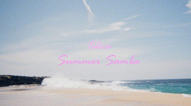 Telica Summer Samba cover