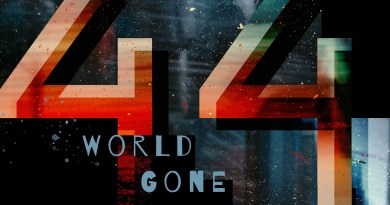 44 World Gone Wrong cover