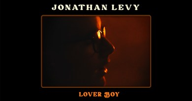 Jonathan Levy Lover Boy cover
