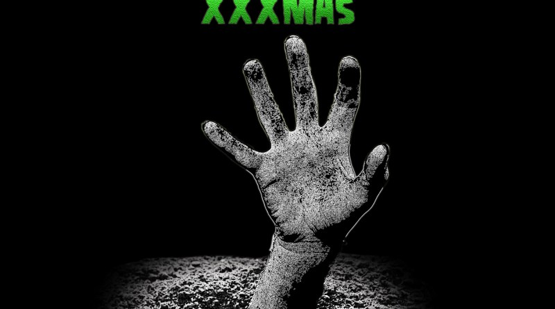 Tom Saint Halloween XXXmas cover