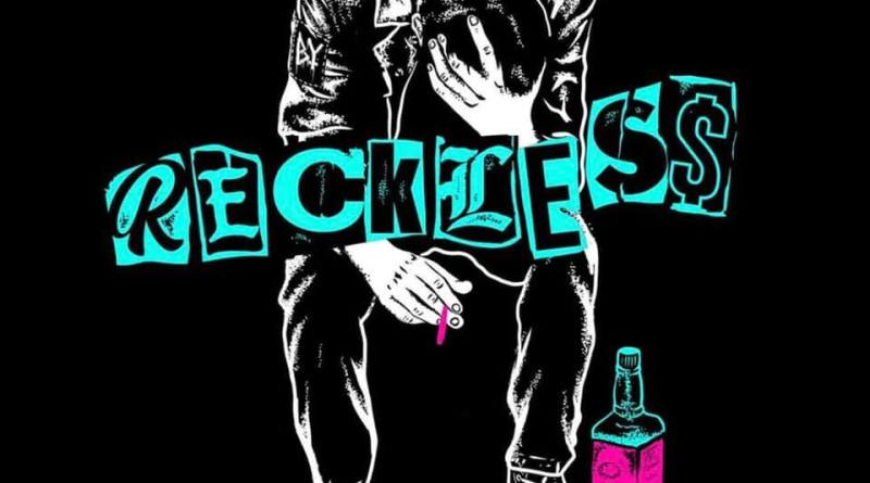 Danny Wright Reckless artwork