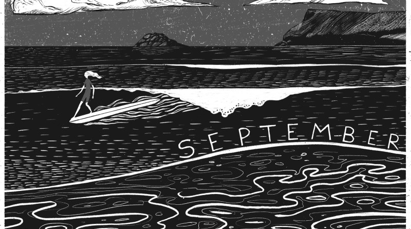 Brother Sea September cover