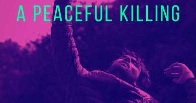 Matthew Barton A Peaceful Killing cover