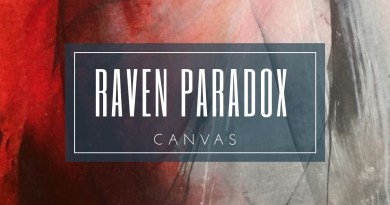 Raven Paradox Canvas cover