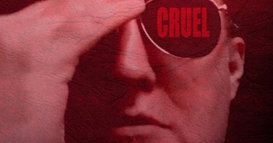 Tobin Rock Cruel cover