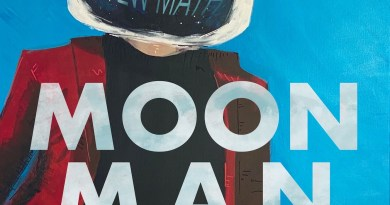 Victims of the New Math Moon Man cover