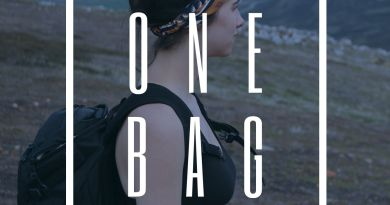 Justina Ward One Bag cover