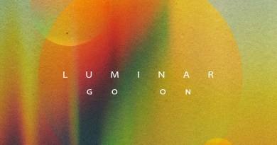 Luminar Go On cover