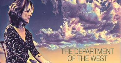 Deborah Crooks The Department of the West cover