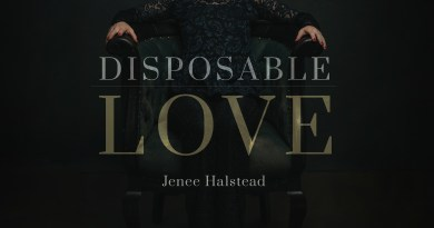 Jenee Halstead Disposable Love cover